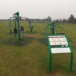 Outdoor Gym on King George's Field